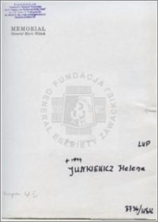Junkiewicz Helena