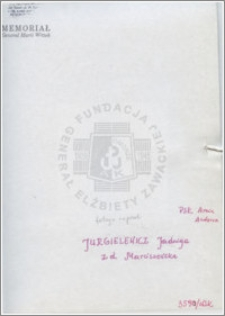 Jurgielewicz Jadwiga