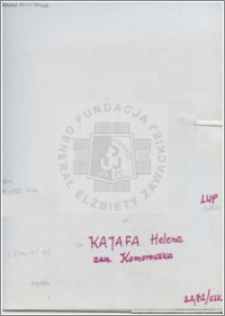 Kajafa Helena