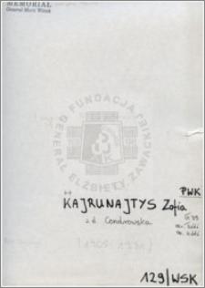 Kajrunajtys Zofia