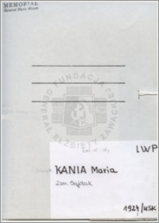 Kania Maria