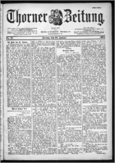 Thorner Zeitung 1901, Nr. 15 Erstes Blatt