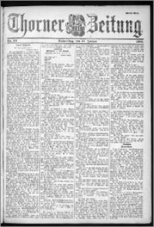 Thorner Zeitung 1901, Nr. 20 Zweites Blatt