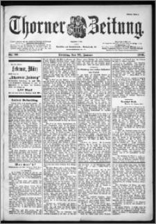 Thorner Zeitung 1901, Nr. 23 Erstes Blatt