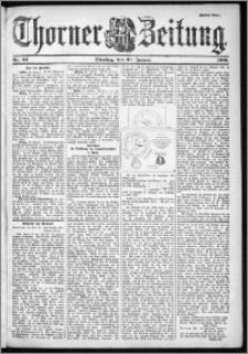 Thorner Zeitung 1901, Nr. 24 Zweites Blatt