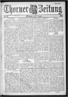 Thorner Zeitung 1901, Nr. 25 Zweites Blatt