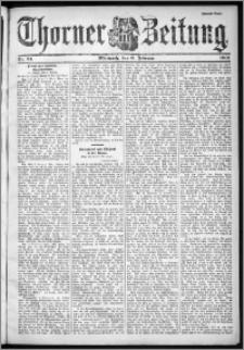 Thorner Zeitung 1901, Nr. 31 Zweites Blatt