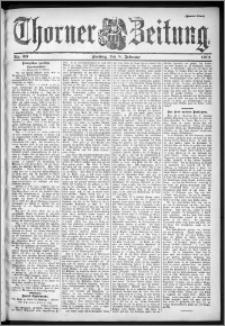 Thorner Zeitung 1901, Nr. 33 Zweites Blatt
