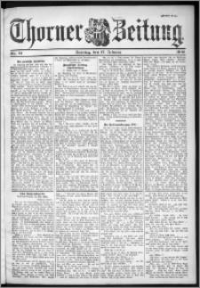 Thorner Zeitung 1901, Nr. 41 Zweites Blatt