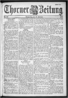 Thorner Zeitung 1901, Nr. 44 Zweites Blatt