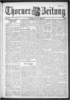 Thorner Zeitung 1901, Nr. 45 Zweites Blatt