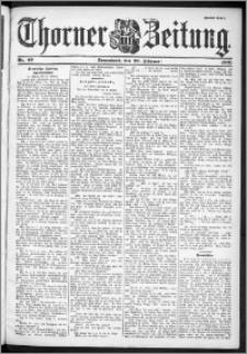 Thorner Zeitung 1901, Nr. 46 Zweites Blatt