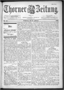 Thorner Zeitung 1901, Nr. 49 Erstes Blatt