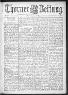 Thorner Zeitung 1901, Nr. 49 Zweites Blatt