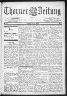 Thorner Zeitung 1901, Nr. 51 Erstes Blatt