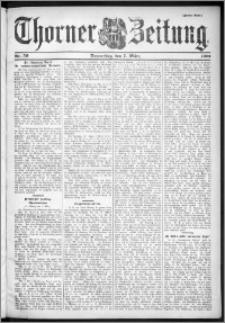 Thorner Zeitung 1901, Nr. 56 Zweites Blatt