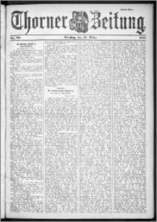Thorner Zeitung 1901, Nr. 60 Zweites Blatt
