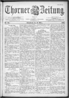 Thorner Zeitung 1901, Nr. 64 Erstes Blatt