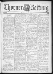 Thorner Zeitung 1901, Nr. 65 Zweites Blatt