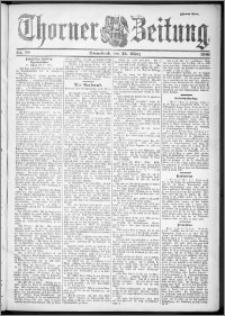 Thorner Zeitung 1901, Nr. 70 Zweites Blatt