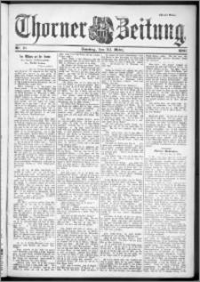 Thorner Zeitung 1901, Nr. 71 Zweites Blatt
