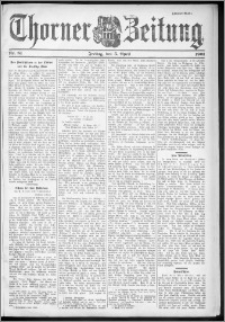 Thorner Zeitung 1901, Nr. 81 Zweites Blatt