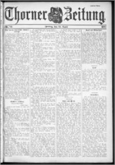 Thorner Zeitung 1901, Nr. 85 Zweites Blatt