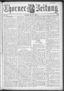 Thorner Zeitung 1901, Nr. 97 Zweites Blatt