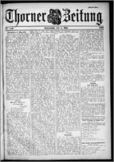 Thorner Zeitung 1901, Nr. 104 Zweites Blatt