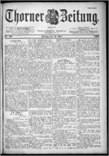Thorner Zeitung 1901, Nr. 109 Erstes Blatt