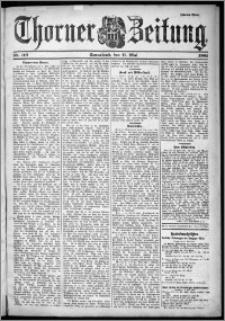 Thorner Zeitung 1901, Nr. 110 Zweites Blatt