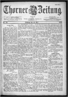 Thorner Zeitung 1901, Nr. 111 Erstes Blatt