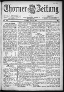 Thorner Zeitung 1901, Nr. 112 Erstes Blatt