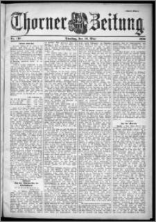 Thorner Zeitung 1901, Nr. 112 Zweites Blatt