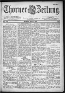 Thorner Zeitung 1901, Nr. 113 Erstes Blatt