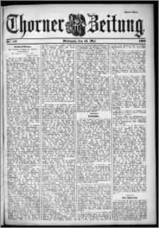 Thorner Zeitung 1901, Nr. 113 Zweites Blatt