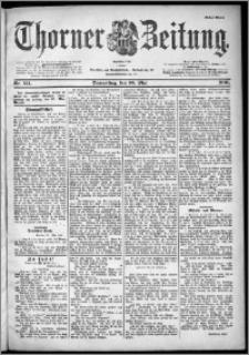Thorner Zeitung 1901, Nr. 114 Erstes Blatt