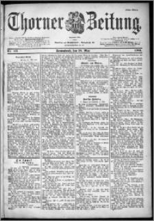 Thorner Zeitung 1901, Nr. 115 Erstes Blatt