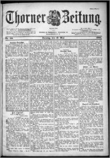 Thorner Zeitung 1901, Nr. 116 Erstes Blatt