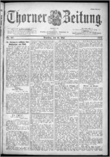 Thorner Zeitung 1901, Nr. 117 Erstes Blatt