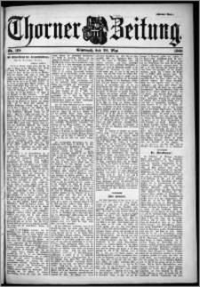Thorner Zeitung 1901, Nr. 118 Zweites Blatt