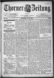 Thorner Zeitung 1901, Nr. 119 Erstes Blatt
