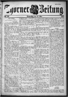 Thorner Zeitung 1901, Nr. 119 Zweites Blatt
