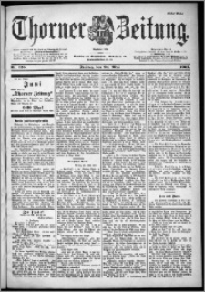 Thorner Zeitung 1901, Nr. 120 Erstes Blatt