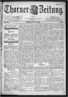Thorner Zeitung 1901, Nr. 122 Erstes Blatt