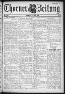 Thorner Zeitung 1901, Nr. 122 Zweites Blatt