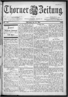 Thorner Zeitung 1901, Nr. 123 Erstes Blatt