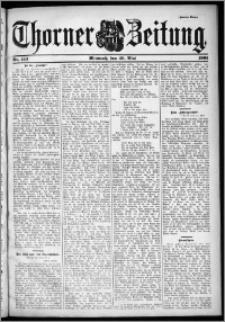 Thorner Zeitung 1901, Nr. 123 Zweites Blatt