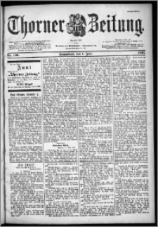 Thorner Zeitung 1901, Nr. 126 Erstes Blatt