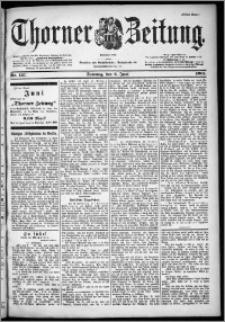 Thorner Zeitung 1901, Nr. 127 Erstes Blatt